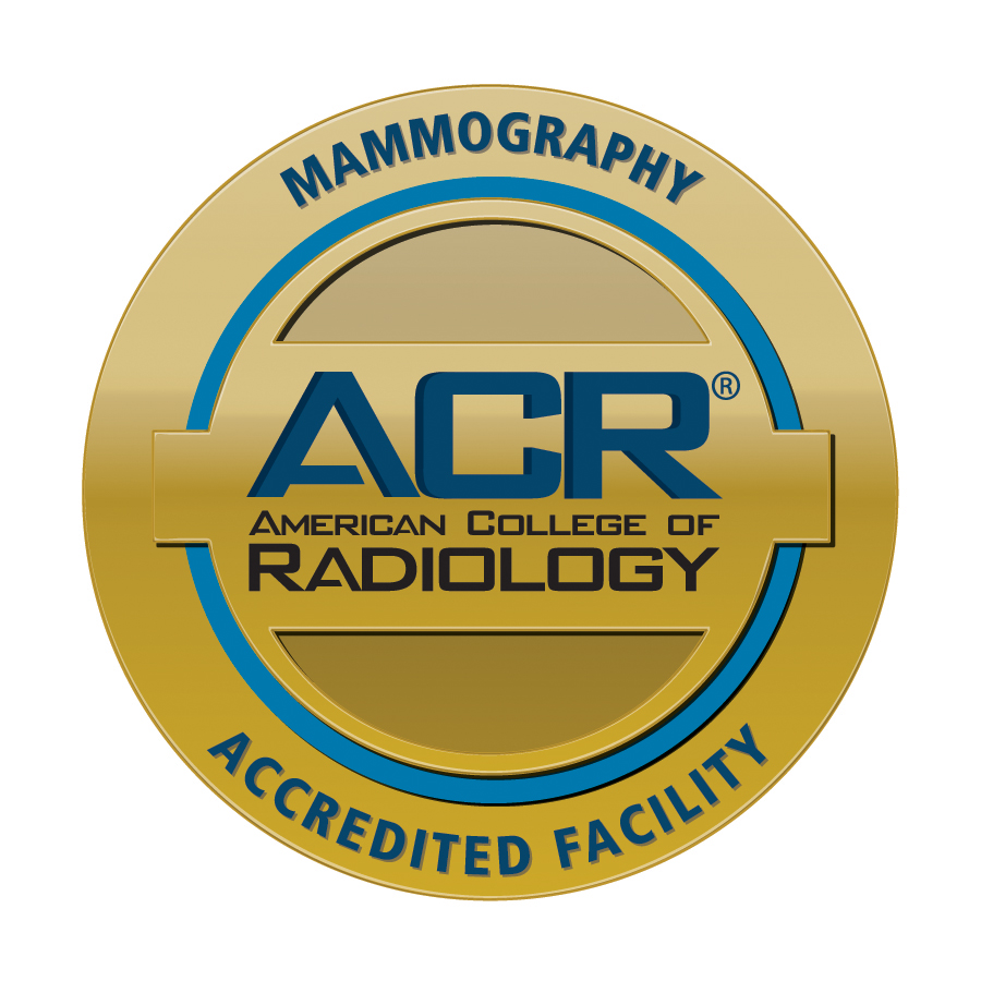 American College of Radiology Accredited Mammography Facility